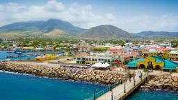 Find cheap flights from Vancouver to Basseterre