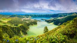 Find cheap flights to São Miguel