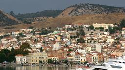 North Aegean hotels