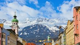 Find cheap flights from Vancouver Airport to Innsbruck