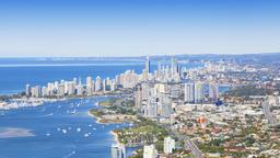 Find cheap flights from Toronto Hamilton to Gold Coast