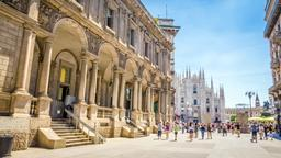 Milan hotels near La Rinascente