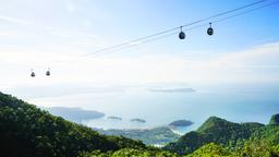 Find cheap flights to Langkawi Island