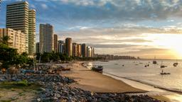Find cheap flights from Edmonton to Fortaleza