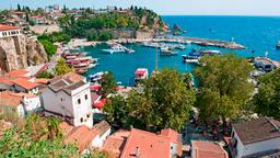 Find cheap flights from Toronto to Antalya