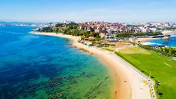 Find cheap flights to Santander