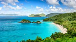Find cheap flights from Calgary to the U.S. Virgin Islands
