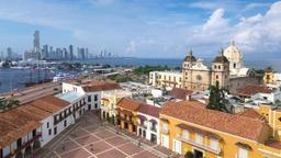 Find cheap flights from Alberta to Cartagena