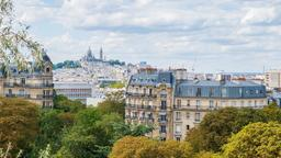 Paris hotels in 19th arrondissement