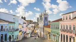 Find cheap flights from Quebec to Salvador