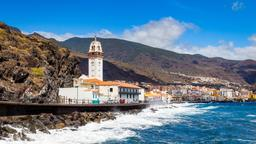 Find cheap flights from Alberta to Santa Cruz de Tenerife