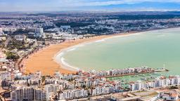 Find cheap flights from Quebec to Agadir