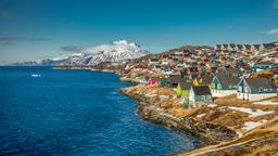Find cheap flights from Québec City to Nuuk