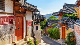 Find cheap flights from Saskatoon to South Korea