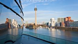 Find cheap flights to Düsseldorf