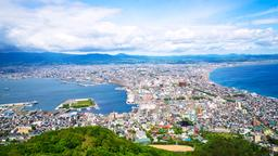 Find cheap flights from Toronto Pearson Airport to Hakodate