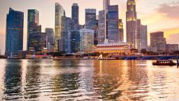 Find cheap flights from Edmonton to Singapore