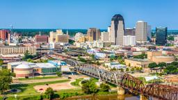 Find cheap flights from Ontario to Shreveport