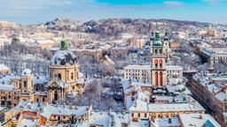 Lviv hotels near Museum of Banking Technology
