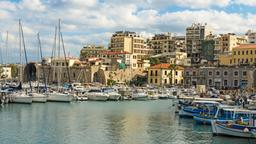 Find cheap flights from Windsor to Heraklion