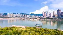 Find cheap flights from Ontario to Chongqing