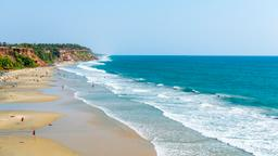Varkala hotels near Varkala Beach