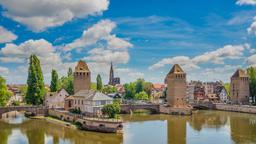 Find cheap flights from Québec City to Strasbourg