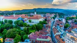 Find cheap flights from Toronto Hamilton to Zagreb