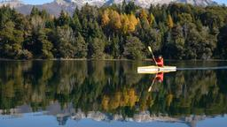 Find cheap flights from Montreal Trudeau Airport to San Carlos de Bariloche
