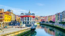 Find cheap flights from Toronto to Bilbao