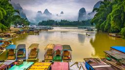 Find cheap flights from Abbotsford to Guilin