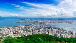 Florianopolis hotels near Museu do Homem do Sambaqui