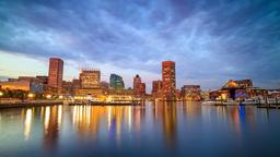 Find cheap flights from Ontario to Baltimore