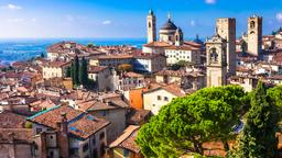 Find cheap flights from Alberta to Bergamo