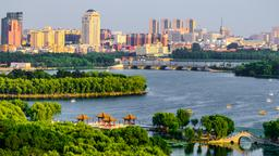 Find First Class Flights to Changchun