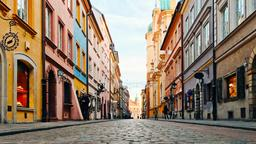 Find cheap flights from Quebec to Warsaw