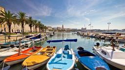 Find cheap flights from London to Split