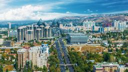 Find cheap flights to Almaty