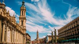 Find cheap flights from Quebec to Zaragoza