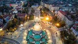 Sofia hotels near National Gallery for Foreign Art