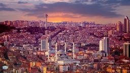 Find cheap flights from Ontario to Ankara