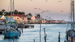 Find cheap flights from Ottawa to Belize City