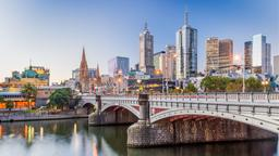 Find cheap flights from Yellowknife to Melbourne