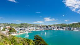 Find cheap flights from Fredericton to New Zealand