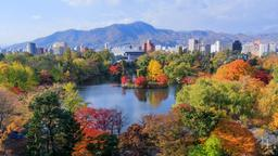 Find cheap flights to Sapporo