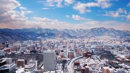 Find cheap flights from Victoria to Sapporo