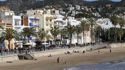 Sitges hotels near Sitges Beach