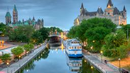 Find cheap flights from Comox to Ottawa