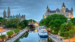 Find cheap flights from West Virginia to Ottawa