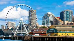 Seattle hotels near Seattle Great Wheel